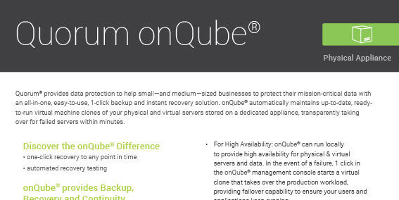 Quorum Sheets On Qube Cover 112918A